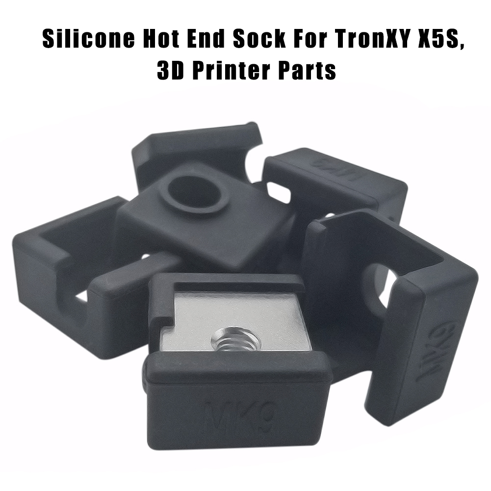 Silicone Hot End Sock For TronXY X5S MK9 Hotends 3D Printer Parts H-best