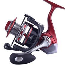 5.2:1 AST Metal Fishing Reel Spinning Wheel