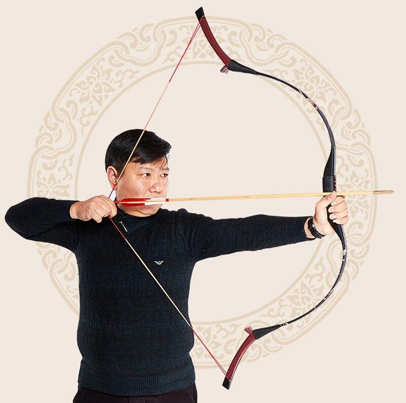 para a caça tiro arco recurvo tradicional