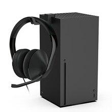 Voor Xbox Serie X Oortelefoon Haak Houder Voor Game Console Opknoping Beugel Headset Opbergrek Display Stand Oortelefoon Accessoires