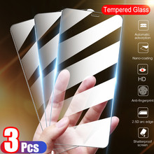 10D 3Pcs Tempered Glass On The For iPhone 11 12 Pro X XS XR Screen Protector For iPhone X XS XR 11 12 Pro Max Protective Glass