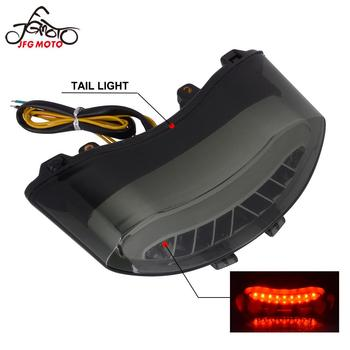 Motorcycle Light Tail Brake Stop Turn Signal Light Integrated For TRIUMPH DAYTONA 675 2005-2010 SPEED TRIPLE R 2008 2009 2010