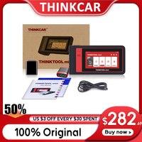 THINKCAR-escáner profesional Thinktool Mini OBD2, lector de códigos de coche, codificación ECU, instrumentos de diagnóstico automotriz, nueva versión