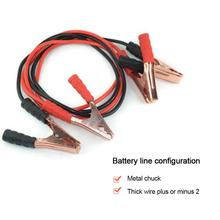 500 AMP Quality Booster Jumper Cable Emergency Power Start cable Emergency Power Charging Jump Start Leads For Car Van Cable