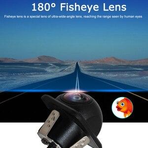 Image 5 - Smartour 180 Degree Car Rear Front View Camera Universal Backup Parking Camera Night Vision Waterproof Ccd Color Image