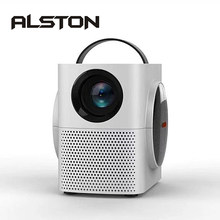 Alston h1 hd led projetor 3000 lumens bluetooth hdmi usb 1080p portátil cinema proyector beamer(China)