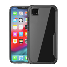 For iPhone 11 11 Pro Case Shockproof Soft TPU Bumper Acrylic Armor Transparent Back Cover For iPhone XI 11 Pro Max Case Clear коньки ледовые x match прогулочные подсветка р 32 35 мал 64592