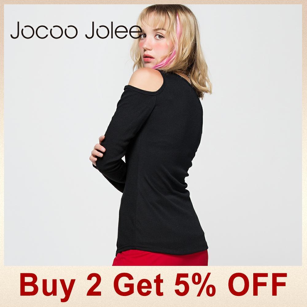 Tricou cu gât sexy cu jeane jolee criss cravate pentru femei sexy - Îmbrăcăminte femei - Fotografie 2