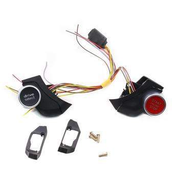 R8 Engine Start Stop Drive select switch button For Audi VW MQB Sport Steering Wheel Start Switch Driving Mode Switch 1