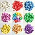 Макарон гигантские надувные шары Цвет конфеты латексные небольшой воздушный шар детских празднований дня рождения вечерние свадебные ко Д...