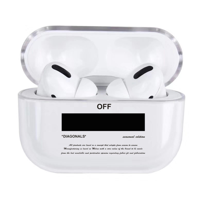 Street Trend Case for AirPods Pro 16
