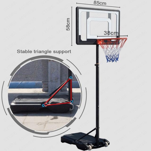 Mobile Basketball Hoop Stand  5