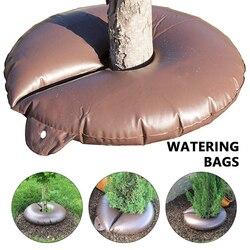 15 galonów drzewo podlewanie torba powolne uwalnianie PVC automatyczny System kroplówki System nawadniania kroplówki torba do sadzenia drzew podlewanie ogrodu