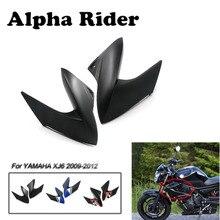 09 12 עבור ימאהה XJ6 אופנוע מסגרות שמאל ימין צד פנלים מעטפת הזרקת פלסטיק 2009 2010 2011 2012