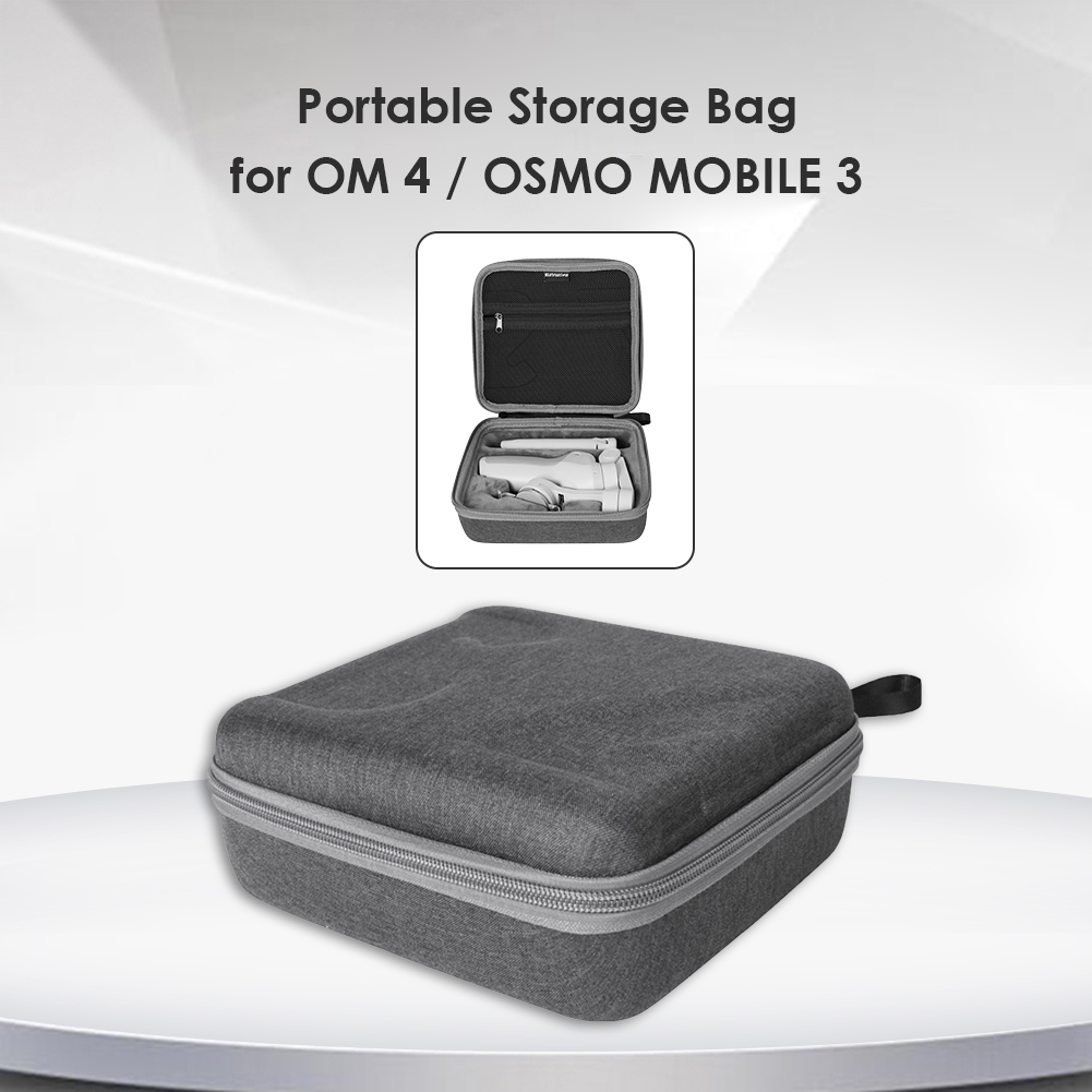 Protective Pouch Carrying Case Organizer for DJI OM 4/OSMO MOBILE 3 Accessories Electronic Equipment Protective Pack Case