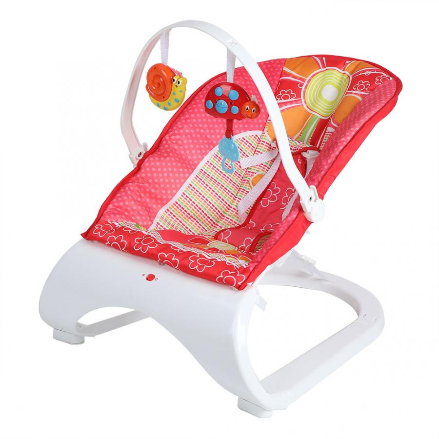H8fbacc6a4d7544f3911b0257c57fb6e74 Infant Baby Rocker Electric Rocking Chair Cradle Newborn Comfort Vibration Rocking Chair Soothing The baby's Artifact Sleeps