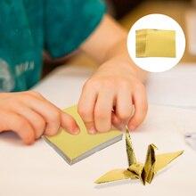 100pcs Square Origami Paper Hand Craft Folding Paper DIY Handicraft Paper
