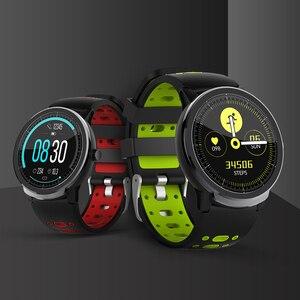 Image 4 - SENBONO S10 PRO Sport schermo intero Touch Smart Watch uomo donna orologio cardiofrequenzimetro Smartwatch Fitness tracker orologio bracciale