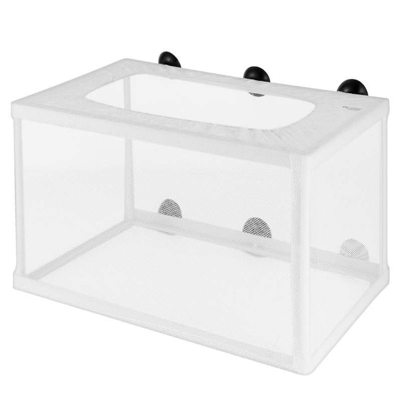 Small UEETEK Aquarium Fish Breeder Fish Breeding Isolation Box Hatchery