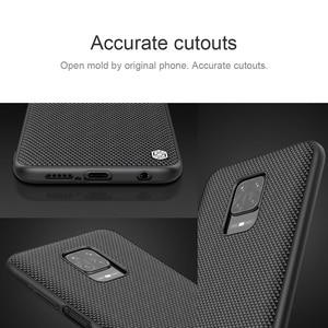 Image 4 - Nillkin Geweven Nylon Textuur Patroon Case Voor Xiaomi Redmi Note 9S Note 9 Pro Max Poco M2 Pro