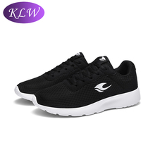 Mens Walking Jogging Sport Shoes Summer Black Lightweight Running Sneakers Trainers Breathable Air Mesh Shoes Outdoors new genuine leather cow shoes men sport running shoes breathable jogging walking mens trainers walking chaussures hombre femme