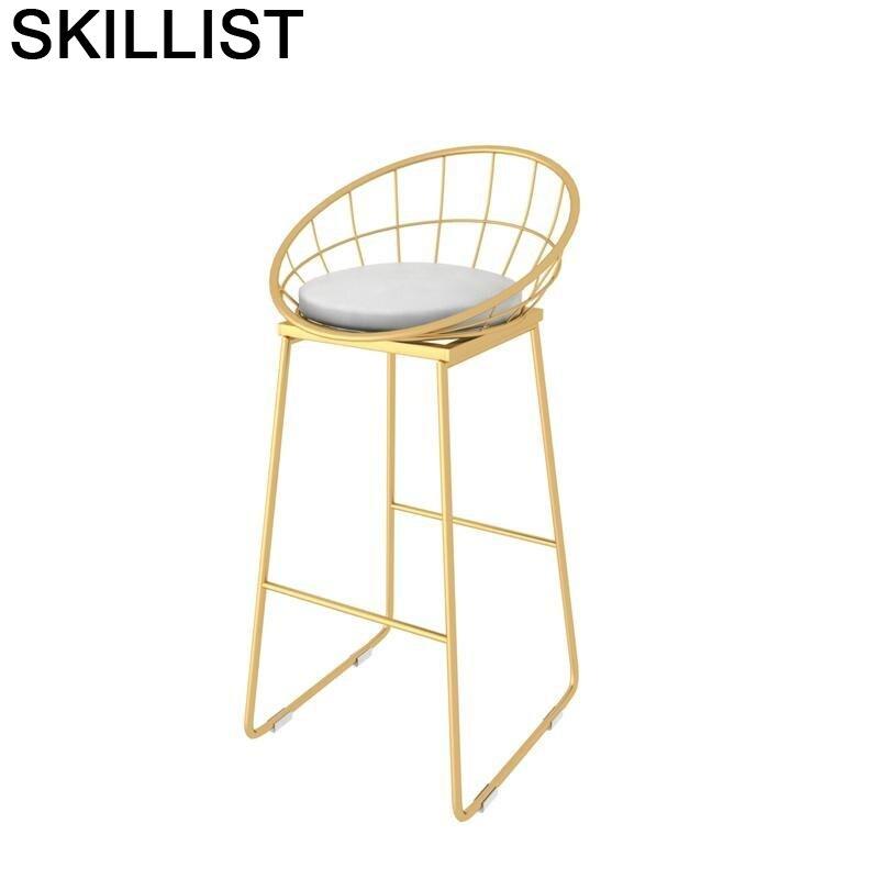 Fauteuil Barstool Barkrukken Hokery Stuhl Comptoir Sgabello Sandalyeler Sedie Stool Modern Tabouret De Moderne Silla Bar Chair