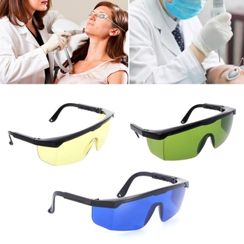 Protection Goggles Laser Safety Glasses Green Blue Eye Spectacles Protective - discount item  17% OFF Workplace Safety Supplies
