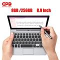 GPD P2 Max 8.9 Inch laptops with windows 10 Inter Core Celeron 3965y gaming laptop mini laptop notebook 8GB 256GB ноутбук