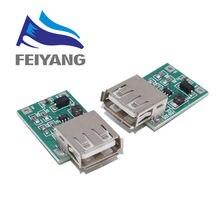 Chargeur de sortie USB DC 3V à 5V, 1 pièce, Module de puissance élévateur, Mini convertisseur de Boost DC-DC