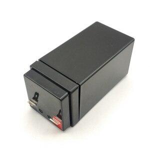 Image 5 - Пластиковый чехол 4 в 4 Ач для замены свинцово кислотных батарей с литиевым аккумулятором 18650