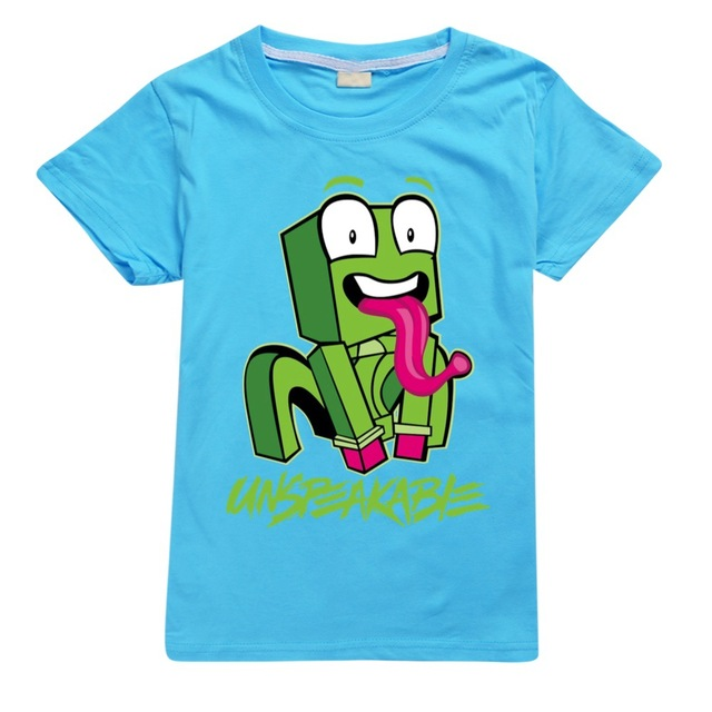 New Big Kids Clothes Girls 8 To 12 Summer T Shirt Cotton Cute Frog Unspeakable Teenage Boys Black Tops Toddler Children T-shirts 2