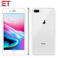 "Apple iPhone 4G 8 Plus teléfono móvil 5,5 ""1920X1020 3GB RAM 64 GB/256GB ROM A11 3D Touch 2691mAh NFC iOS Smartphone mundial desbloqueado"