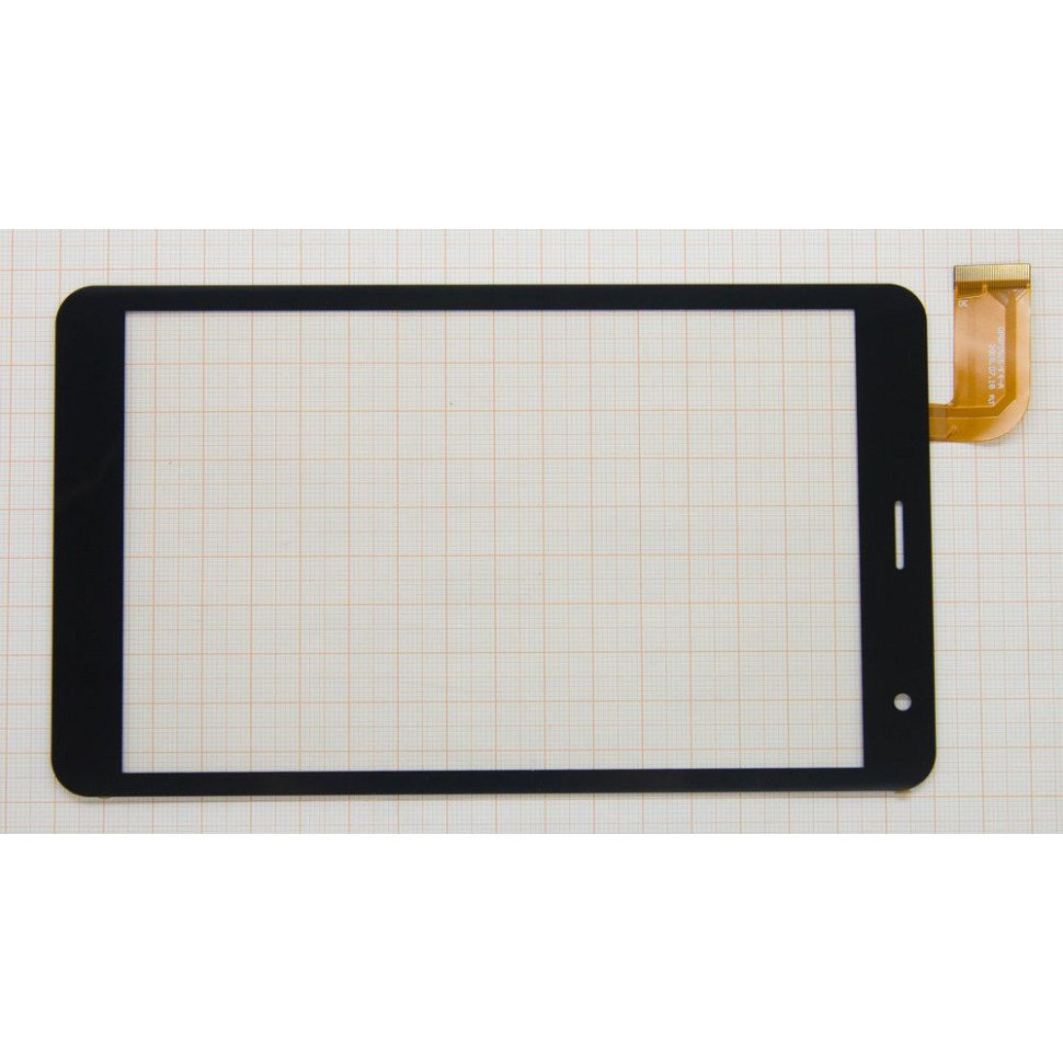 Touch Panel Touchscreen For Dexp Ursus N570