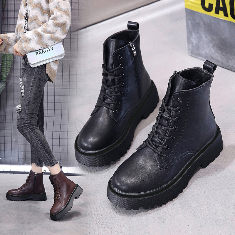 Women-Boots-New-Leather-For-Martin-Boots-Ladies-Suede-Platform-Winter-Boots-Women-Ankle-Boots-Female (5)