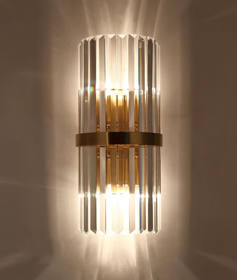 kluzzi simples nordic ferro de ouro lampada 02
