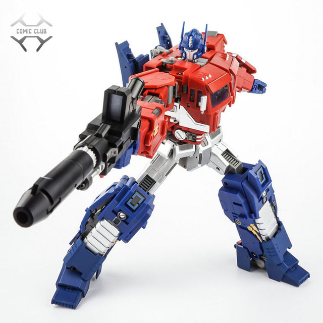 COMIC CLUB IN STOCK Transformation DaBan IDW GT OP Commander Truck Deformation Commader Action Figure Robot Toys