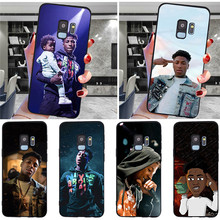 Youngboy For Samsung Galaxy S6 S7 Edge S8 S9 S10 Plus Lite Note 8 9 10 A30 A40 A50 A60 A70 M10 M20 phone Case Cover coque etui karl lagerfeld for samsung galaxy s6 s7 edge s8 s9 s10 plus lite note 8 9 10 a30 a40 a50 a60 a70 m10 m20 phone case cover etui