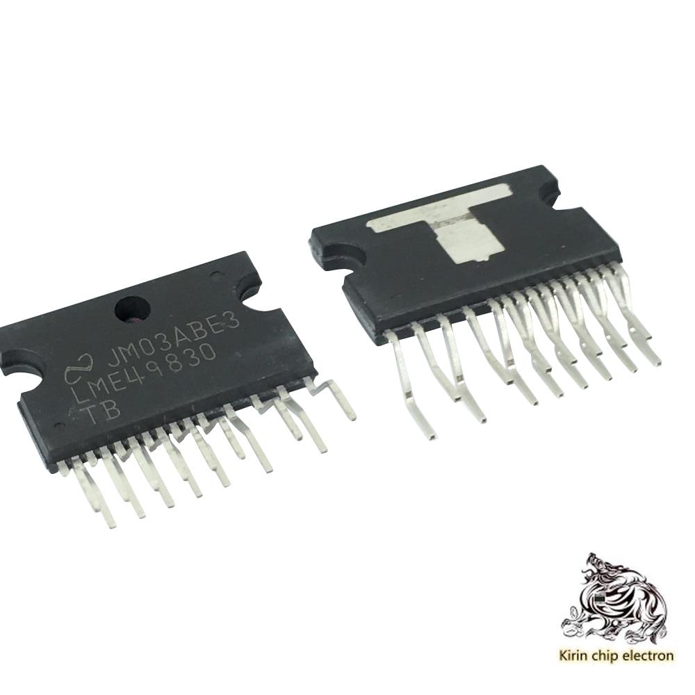 1PCS/LOT LME49830TB Fever Amplifier Integrated Chip Drive Integrated LME49830
