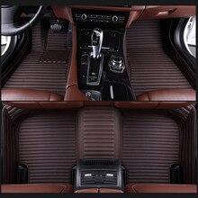 цена на Custom fit car floor mats for Suzuki IGNIS Alto Jimny Swift SX4 S-cross 3D car styling heavy duty all weather carpet floor liner