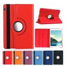 KatyChoi mode 360 rotation support étui pour Huawei MediaPad T5 housse de tablette