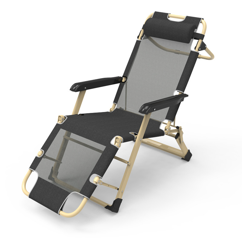 Складное кресло для отдыха, обеденный перерыв, офисное кресло для отдыха на открытом воздухе, Пляжное Кресло