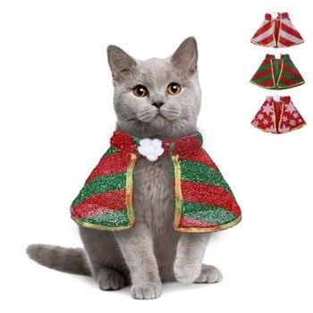 Christmas Cat Cloak 1