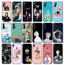Park Jimin K Pop Soft Silicone Case for Huawei
