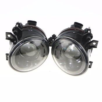COSTLYSEED 1 Pair 9006 Plug 12v 55w Convex Lens Headlights Fog Lamp For EOS Polo Touran Golf  1T0 941 699 C 1T0941700C