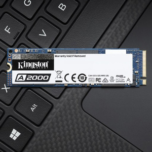 Image 4 - Kingston ภายใน Solid State Hard Disk 250G 500G 1TB A2000 NVMe M.2 2280 SSD NVMe SSD PC โน้ตบุ๊ค Ultrabook