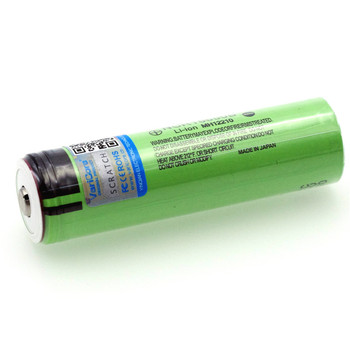 2021 New Original 18650 3.7 v 3400 mah Lithium Rechargeable Battery NCR18650B with Pointed (No PCB) batteries +Box 2