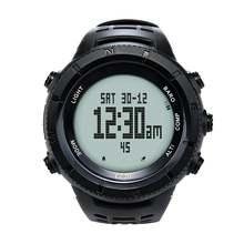 Цифровые уличные спортивные часы для мужчин и женщин многофункциональные