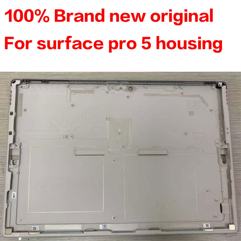Back Case For Microsoft New Surface Pro Pro5 Pro 5 (2017)  Housing Back Cover Housing Rear Housing Chassis Model 1796