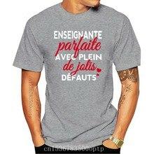 Men T Shirt Enseignante Parfaite Avec Plein De Jolis Defauts Women t-shirt