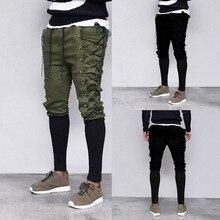 Прямая MoneRffi мужские s Мальчики Бохо хиппи Мешковатые широкие брюки мужские торговые шаровары свободные широкие удобные брюки